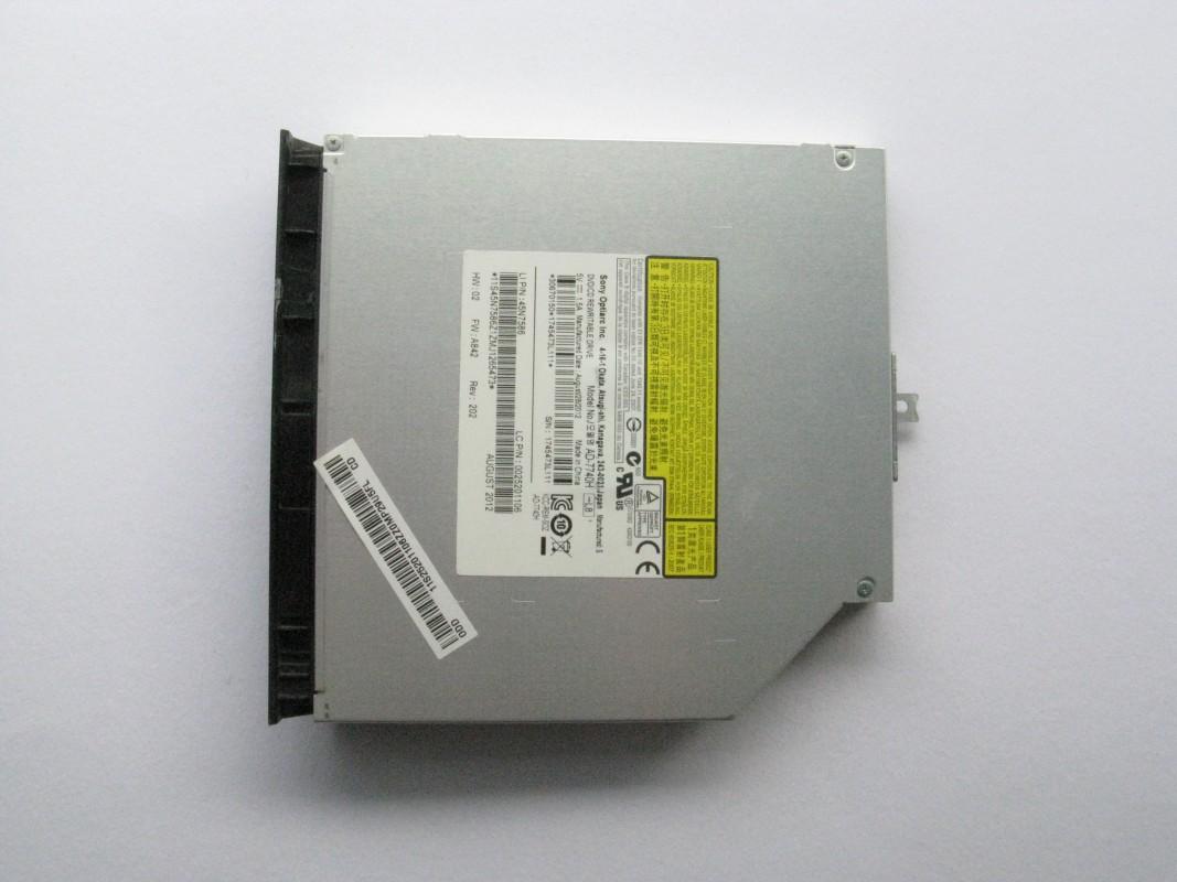 DVD vypalovačka pro Lenovo IdeaPad G580