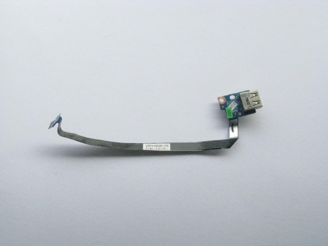 USB konektory pro Lenovo IdeaPad G580