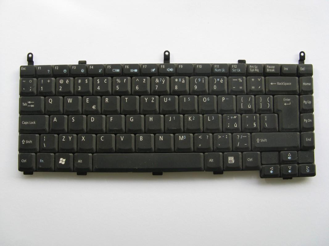 Klávesnice pro Acer Aspire 1350