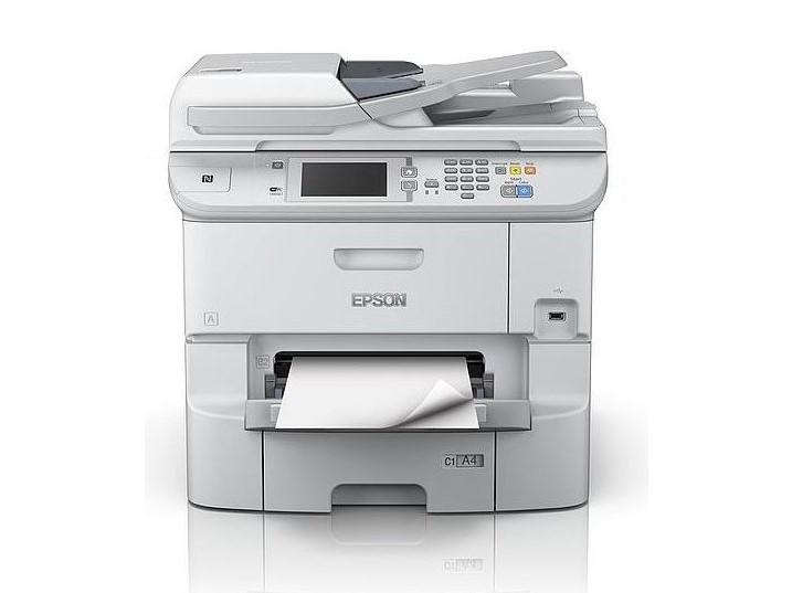 Inkoustová tiskárna Epson WorkForce Pro WF-6590DWF