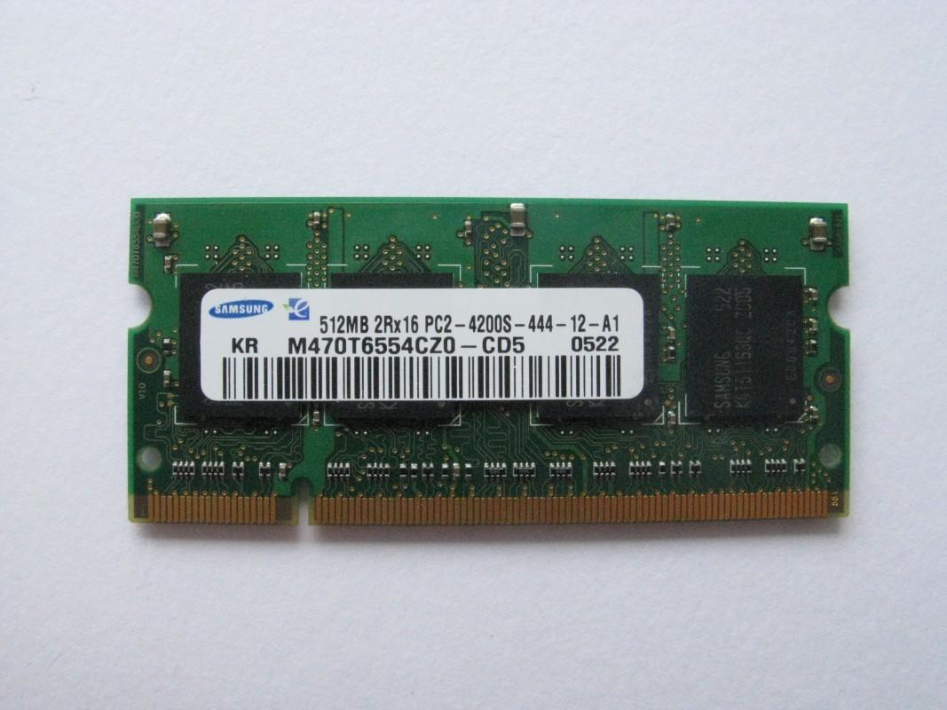 Samsung 512MB DDR2 533MHz