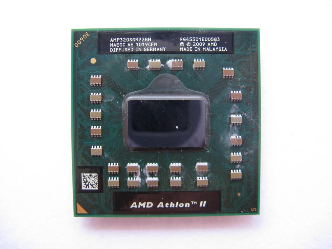 AMD Athlon II Dual-Core Mobile P320, 2.1GHz