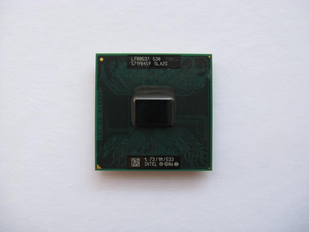 Intel Celeron M 530, 1.7GHz