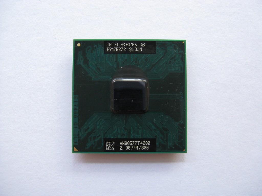 Intel Pentium T4200, 2.0GHz