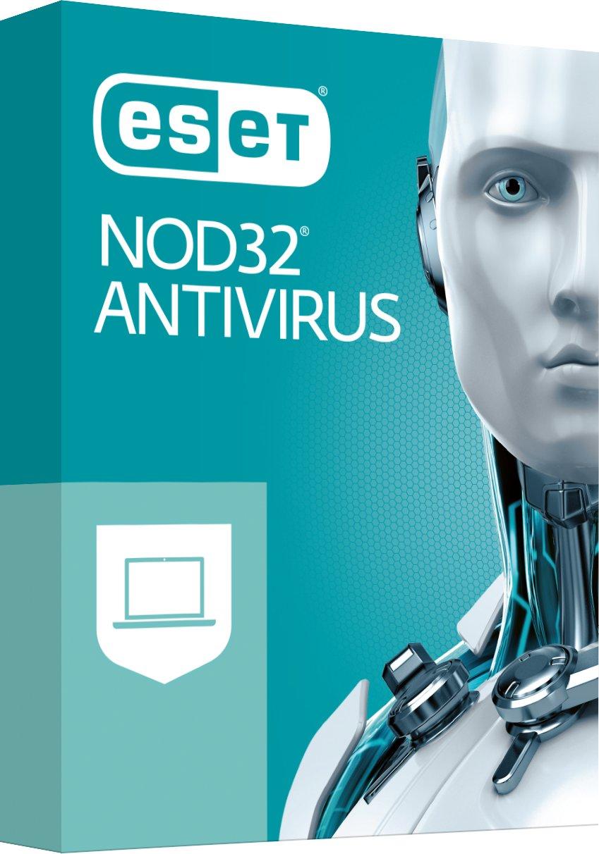 ESET NOD32 antivirus pro 1 počítač na 12 měsíců, elektronická licence