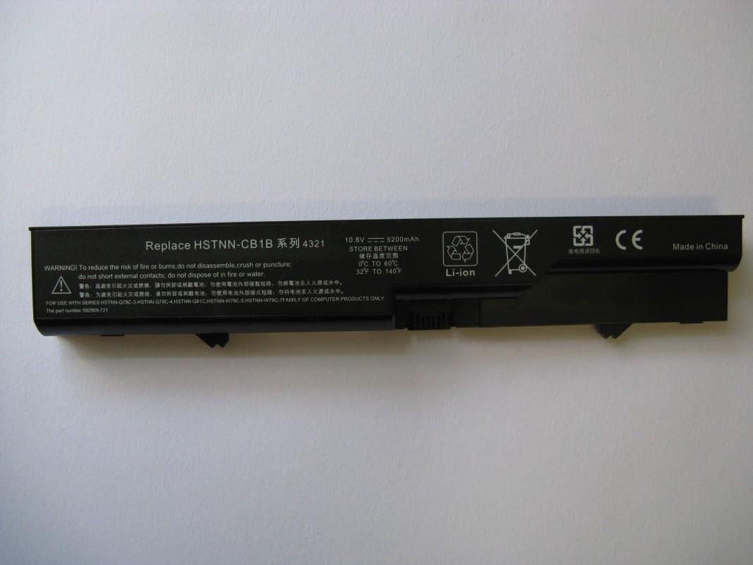 Baterie TRX pro HP 420, HP 425, HP 620, HP 625 - nová