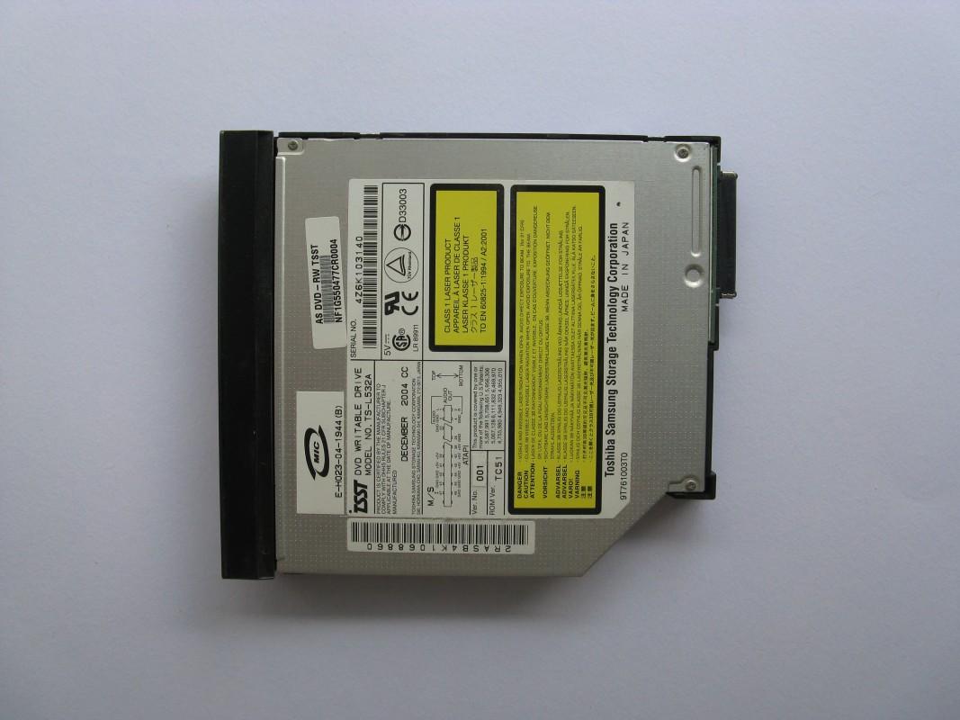 DVD vypalovačka pro Asus M6000