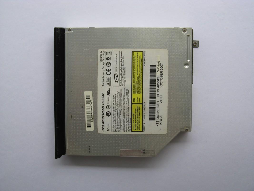 DVD vypalovačka pro Fujitsu Siemens Amilo Pi 2550