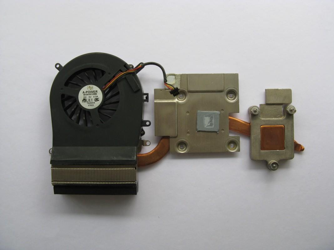 Ventilátor pro Fujitsu Siemens Amilo Pi 2550
