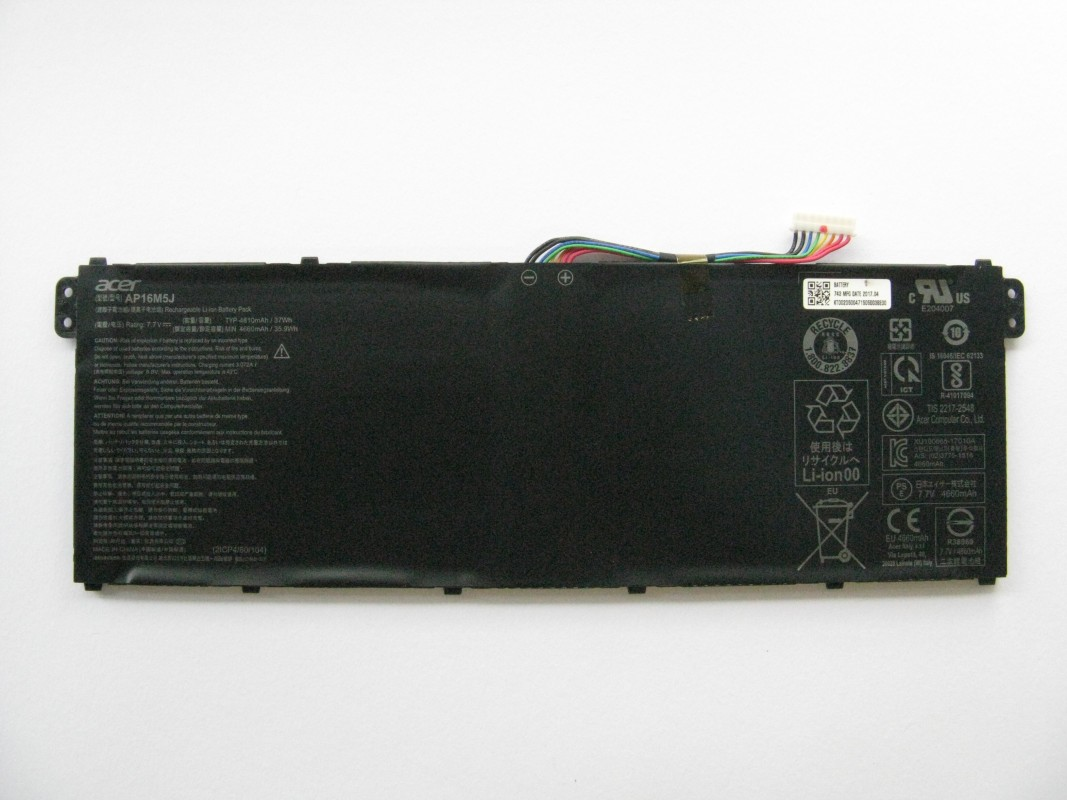 Baterie pro Acer Aspire 3 (A315-31-C4YJ), NOVÁ NX.GNTEC.011