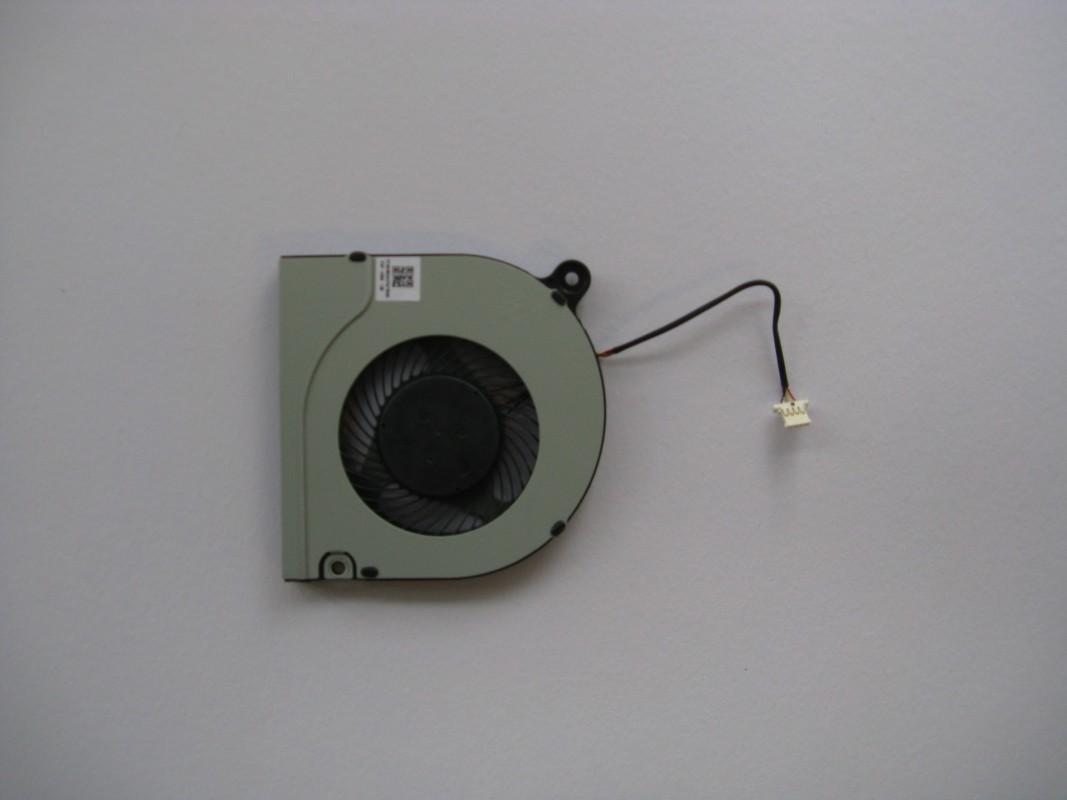 Ventilátor pro Acer Aspire 3 (A315-31-C4YJ), NOVÝ NX.GNTEC.011