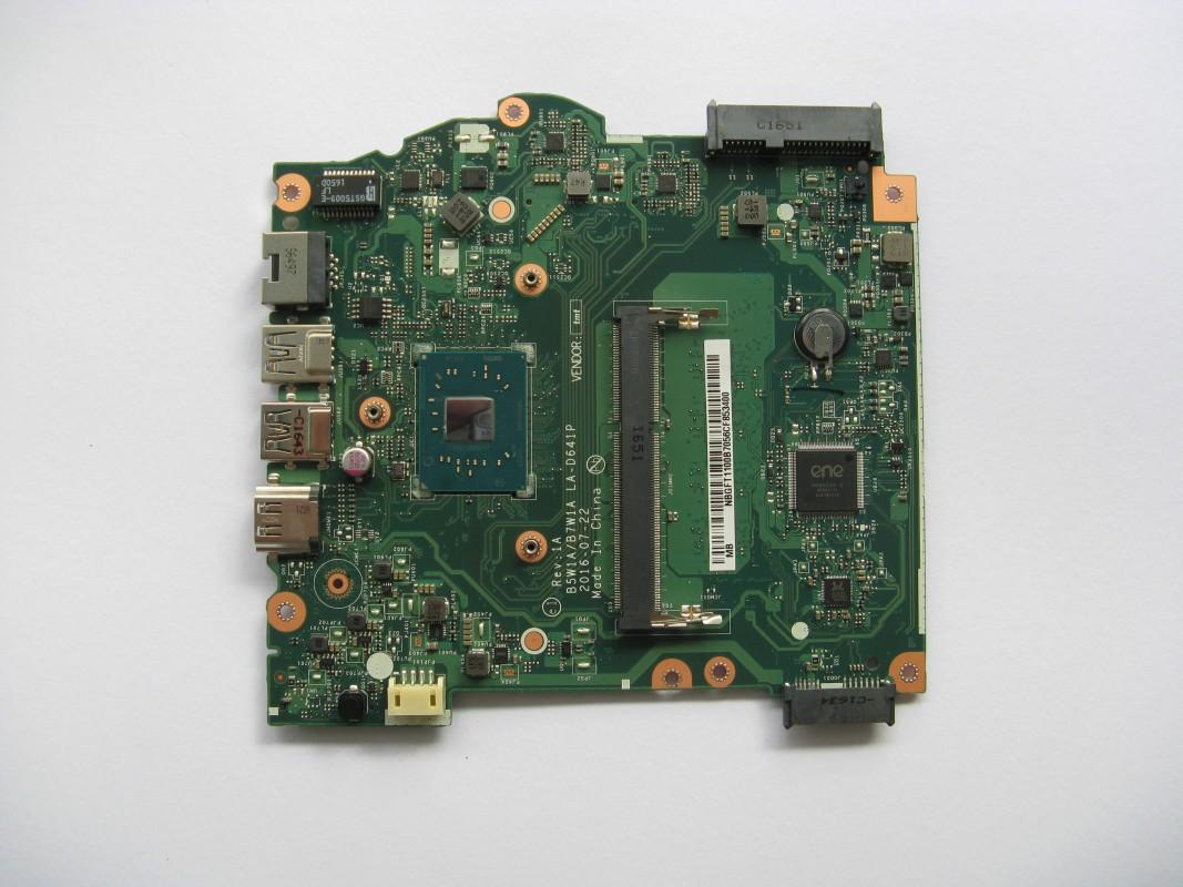 Základní deska pro Acer Aspire ES15 (ES1-533-C95R), NOVÁ NX.GFTEC.012