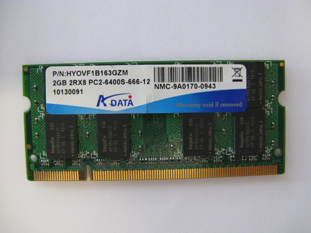 ADATA 2GB DDR2 800MHz
