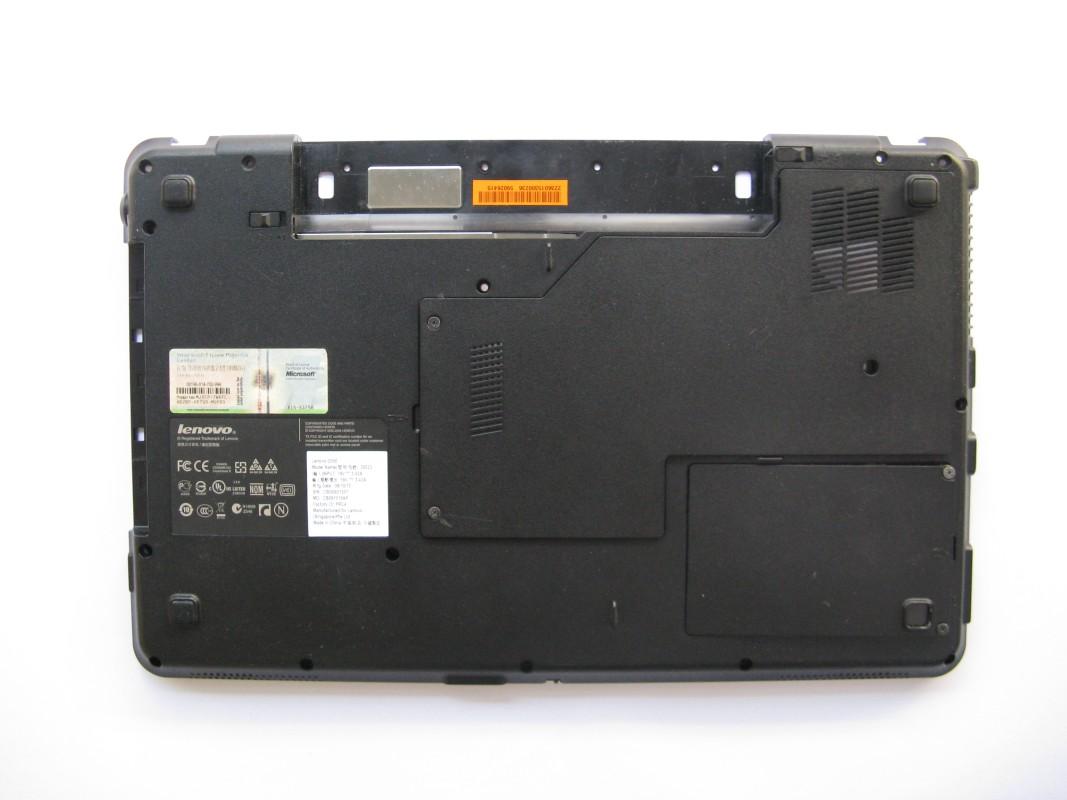 Spodní kryt pro Lenovo IdeaPad G550