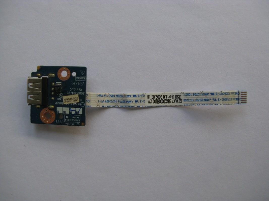 USB konektory pro Lenovo IdeaPad G550