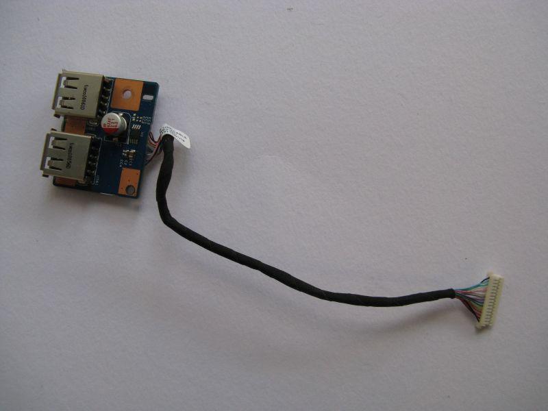 USB konektory pro Acer Aspire 5542 5542-304G32Mn