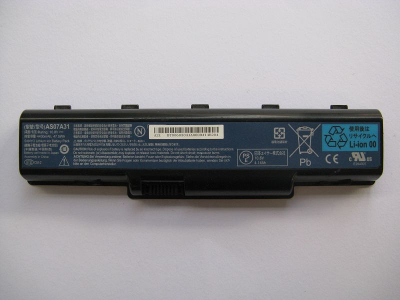 Baterie pro Acer Aspire 5542 5542-304G32Mn