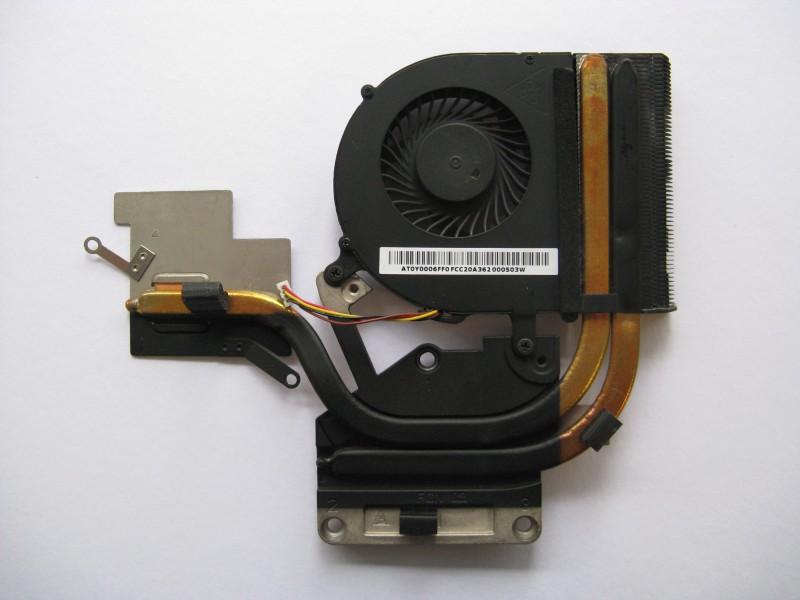 Ventilátor pro Lenovo IdeaPad G510 59392688