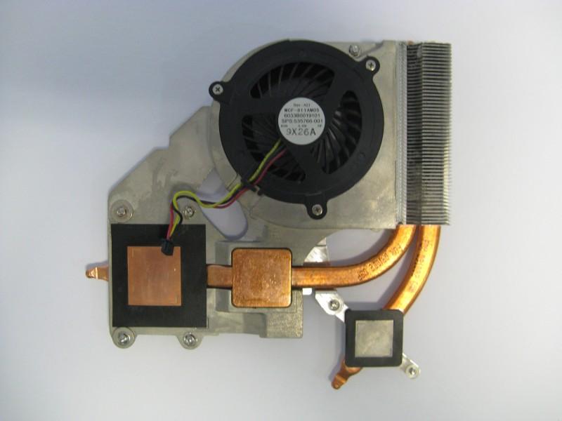 Ventilátor pro HP Compaq NC6120 PG822EA#AKB