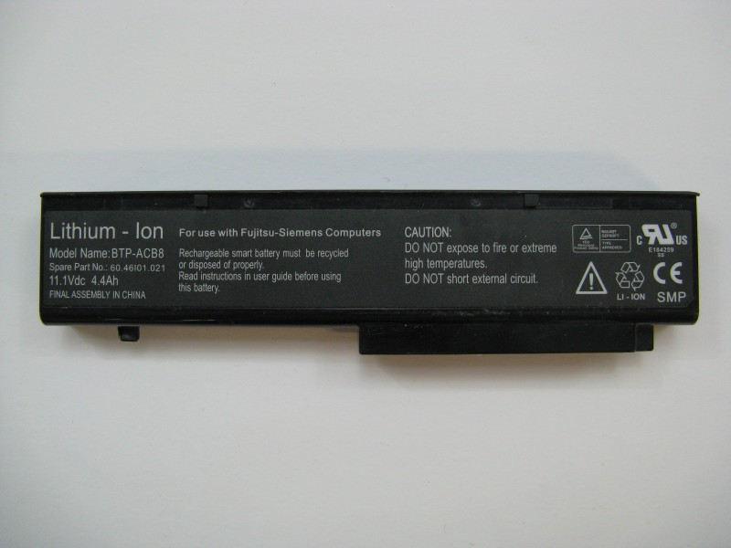 Baterie pro Fujitsu Siemens Amilo Pro V2040