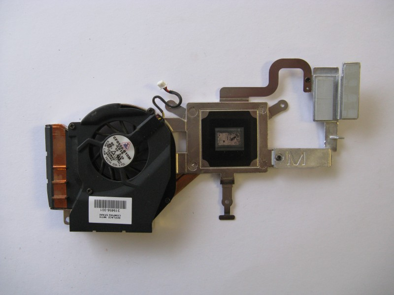 Ventilátor pro HP Pavilion ZE4560US