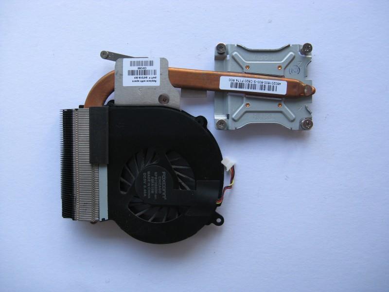 Ventilátor pro HP 635 A1F86ES#BCM