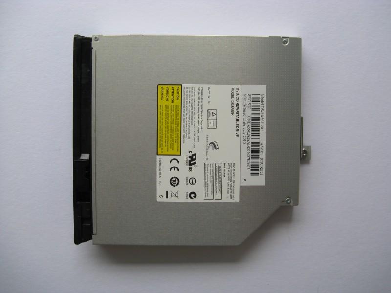 DVD vypalovačka pro Samsung RV510
