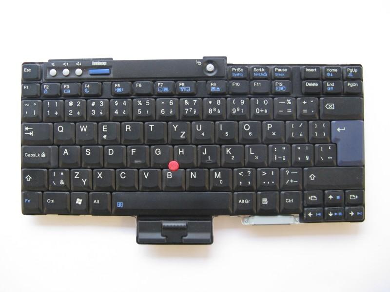 Klávesnice pro Lenovo Thinkpad R61