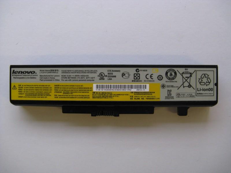 Baterie pro Lenovo IdeaPad G510 59406689