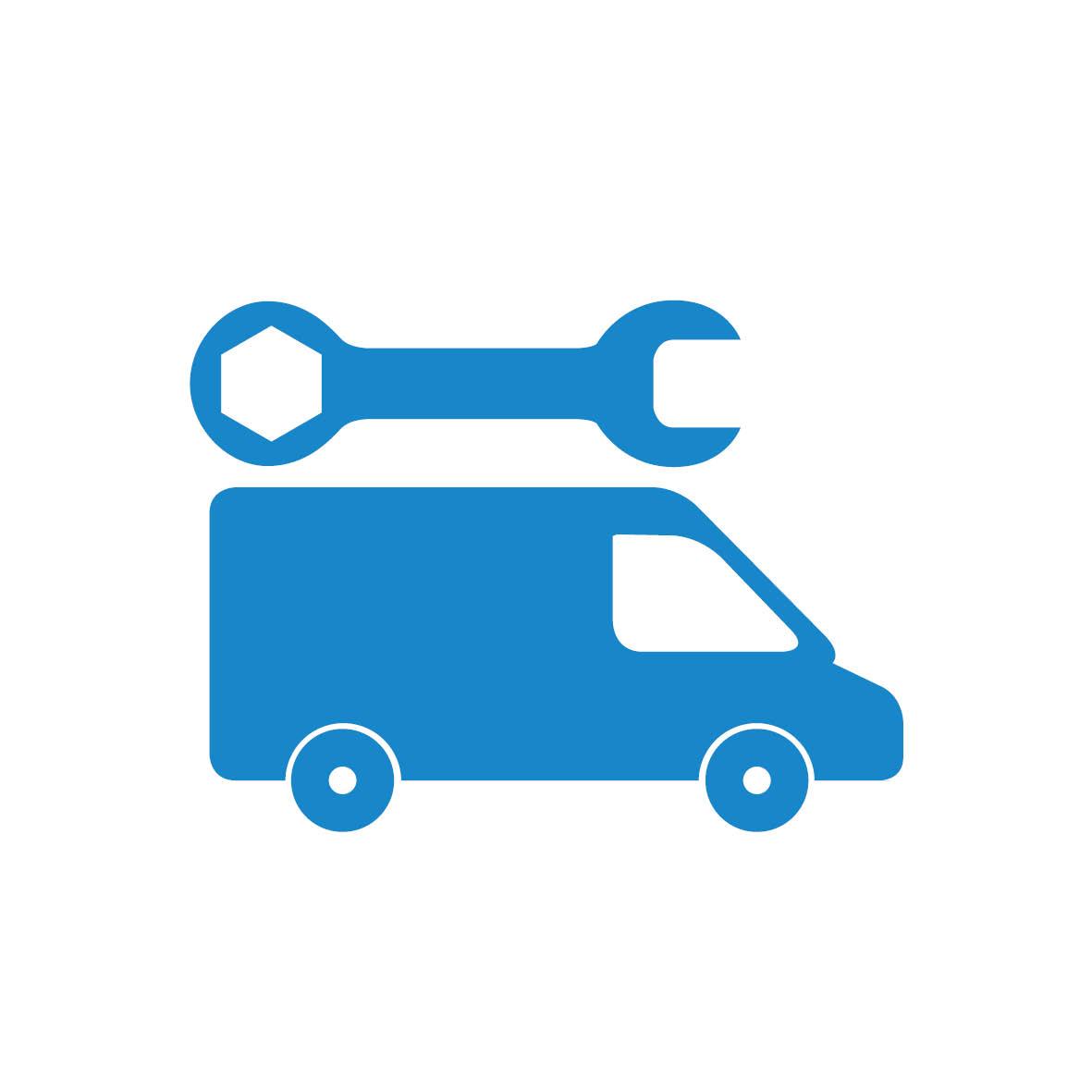Výměna základní desky s přepravou do servisu