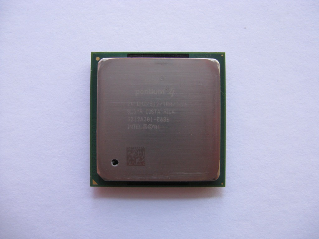 Intel Pentium 4, 2.0GHz