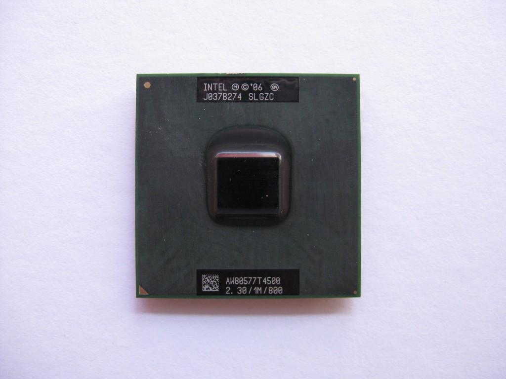Intel Pentium T4500, 2.3GHz