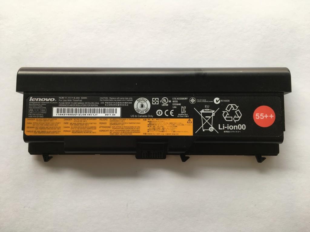 Baterie pro Lenovo Thinkpad T420 LNVH-B2925032G00005