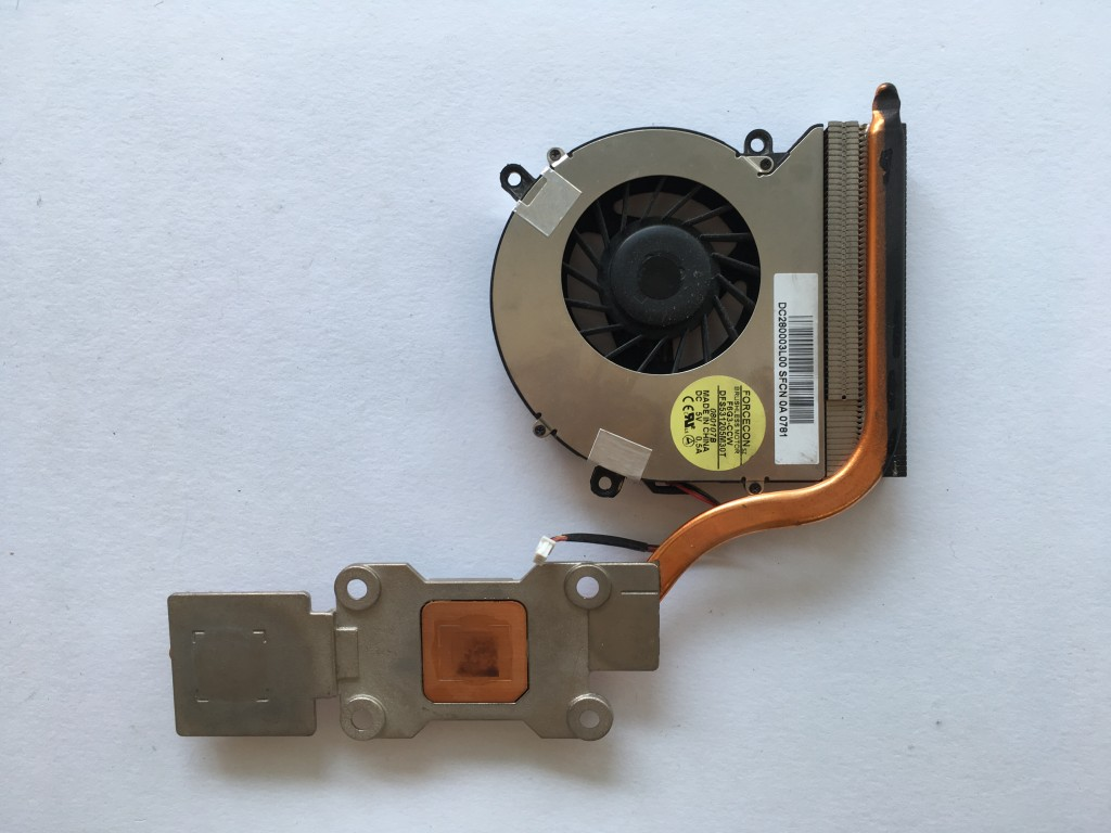 Ventilátor pro Acer Aspire 5720Z