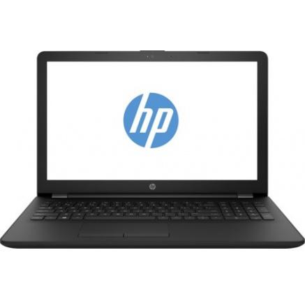 "NTB HP 15-ra070nc 15.6"" AG SVA HD WLED, Intel Celeron N3060 dual,4GB DDR3L,500GB/5400,DVDRW,UMA,Win10 - Jet Black 3QT76EA#BCM"