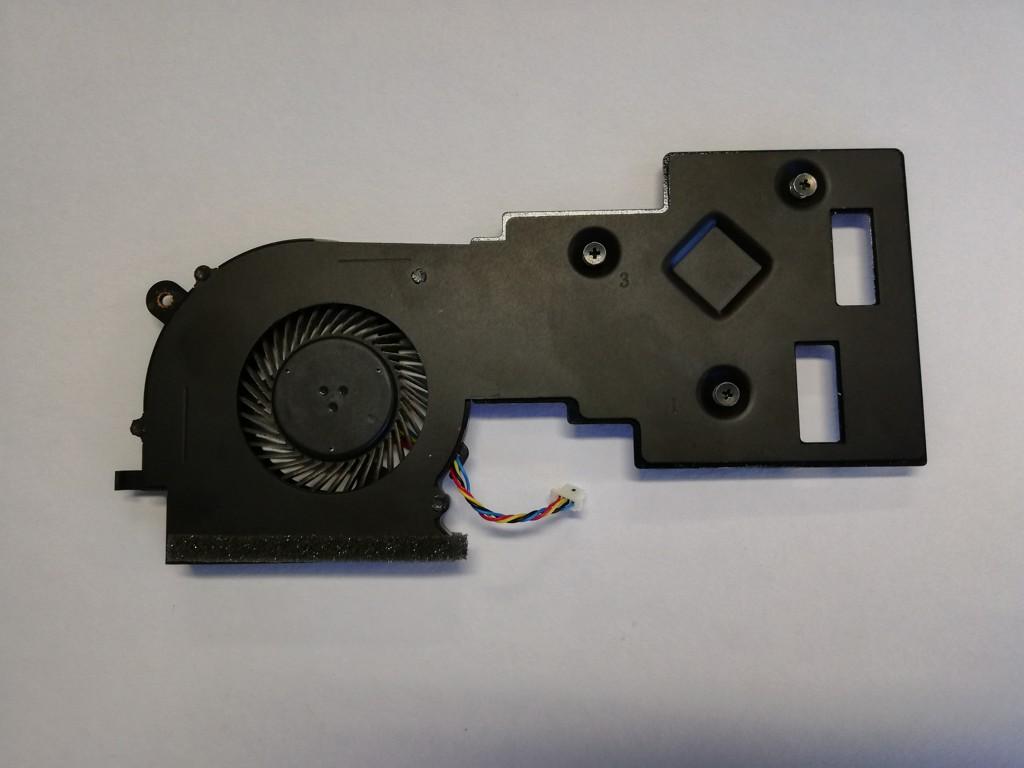 Ventilátor pro Acer Aspire ES1-512-P3QT