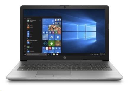 HP 250 G7 i3-7020U 15.6 FHD 220, 4GB, 1TB, DVDRW, ac, BT, silver, Win10, 6BP39EA#BCM - Rozbaleno