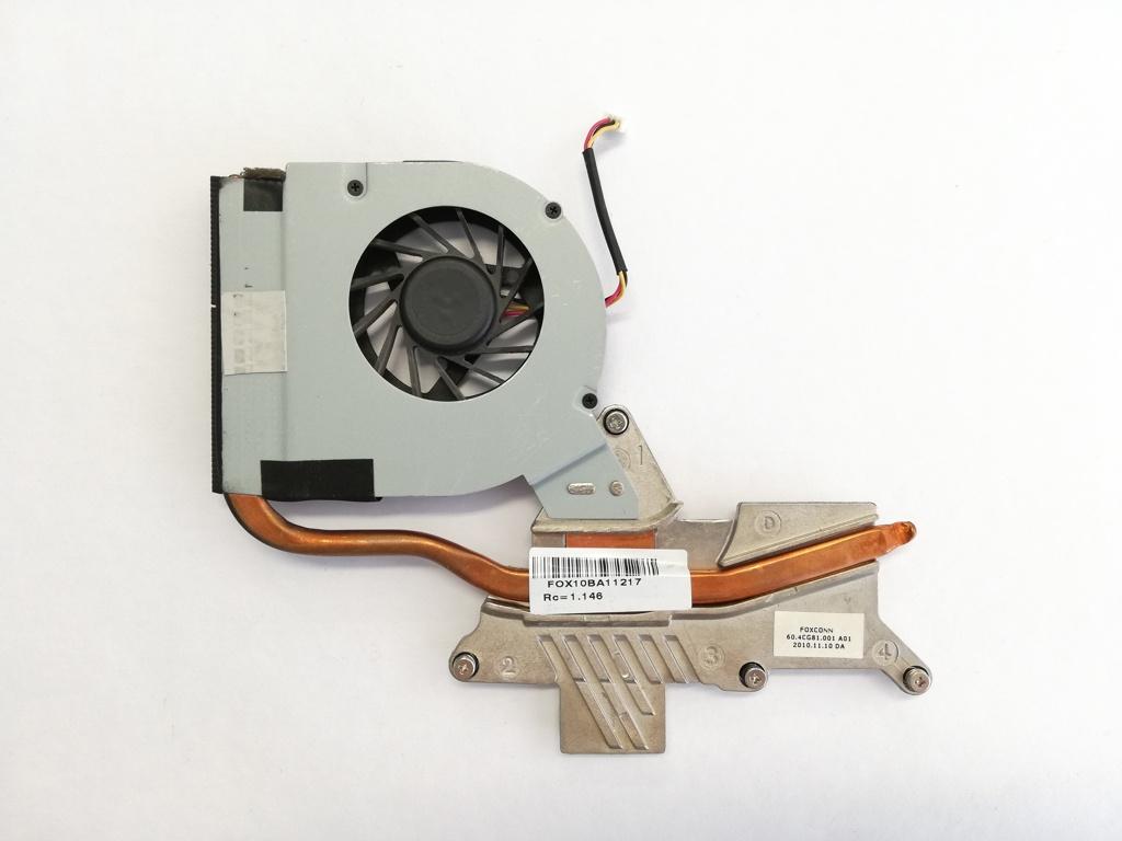 Ventilátor pro Acer Aspire 5738Z