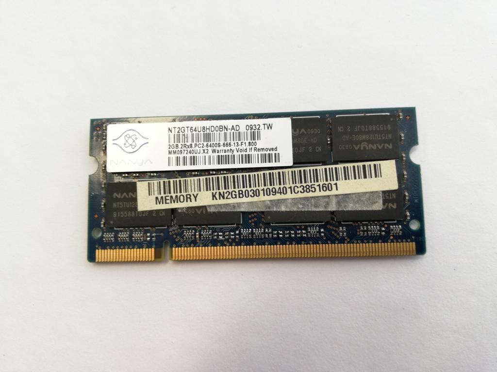 Nanya 2GB DDR2 800MHz