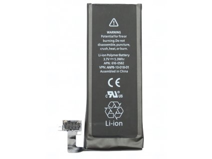 Baterie OEM Apple iPhone 4S, Li-Poly, 1430mAh, bulk