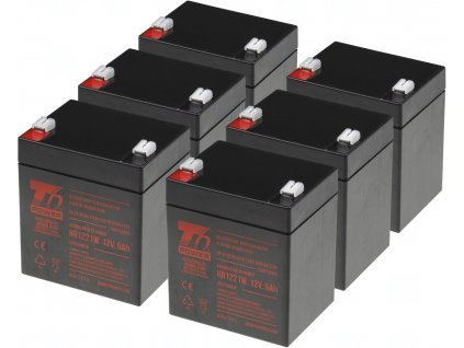 APC KIT RBC141 - baterie T6 Power