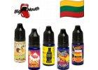 Arómy Big Mouth - koncentrované príchute pre e-cigarety