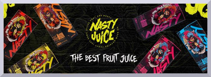 Longfill arómy Nasty Juice, séria Double Fruity