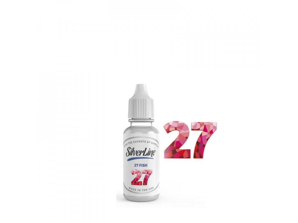 prichut e cigarety 13 ml silverline 27 fish