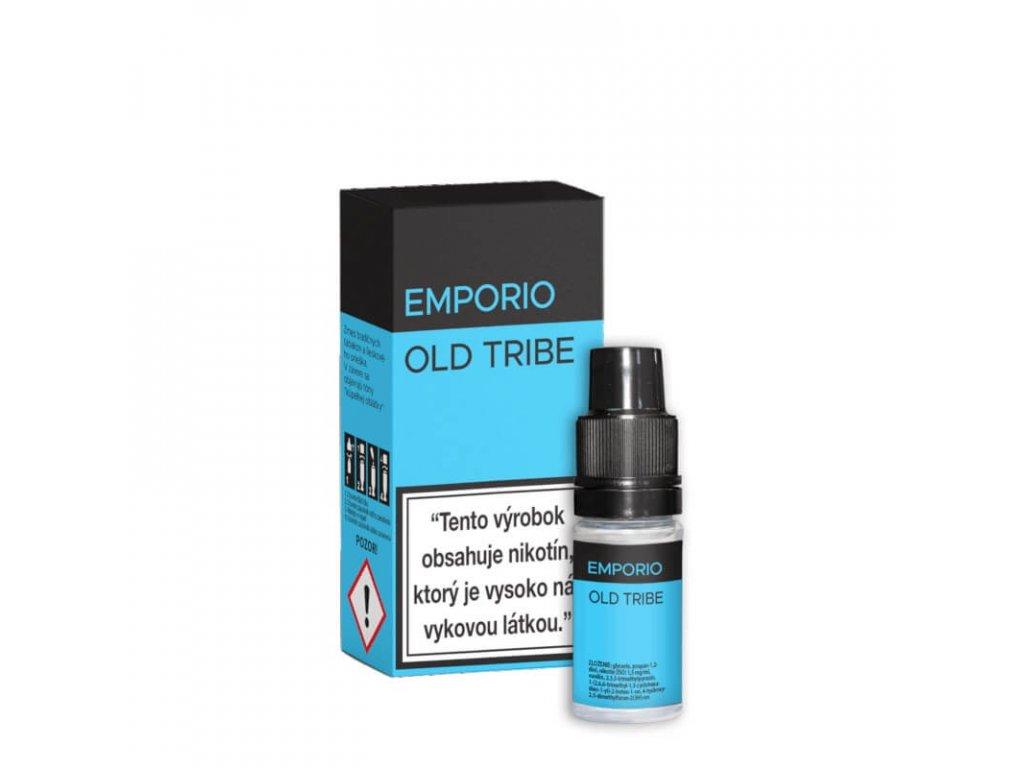 e liquid emporio old tribe 10 ml