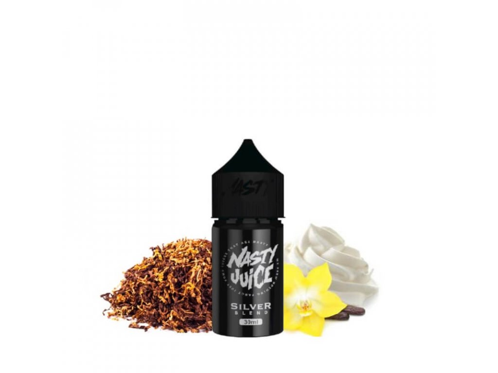 prichut nasty juice tobacco silver 30 ml