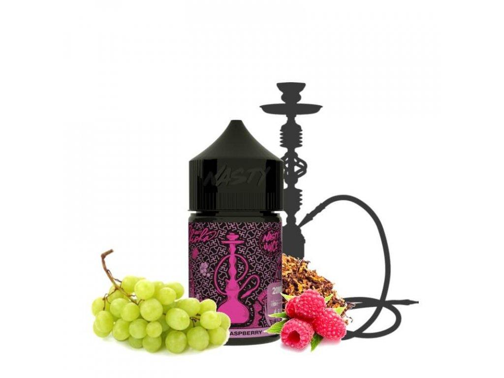 20 ml longfill prichut nasty juice grape raspberry shisha