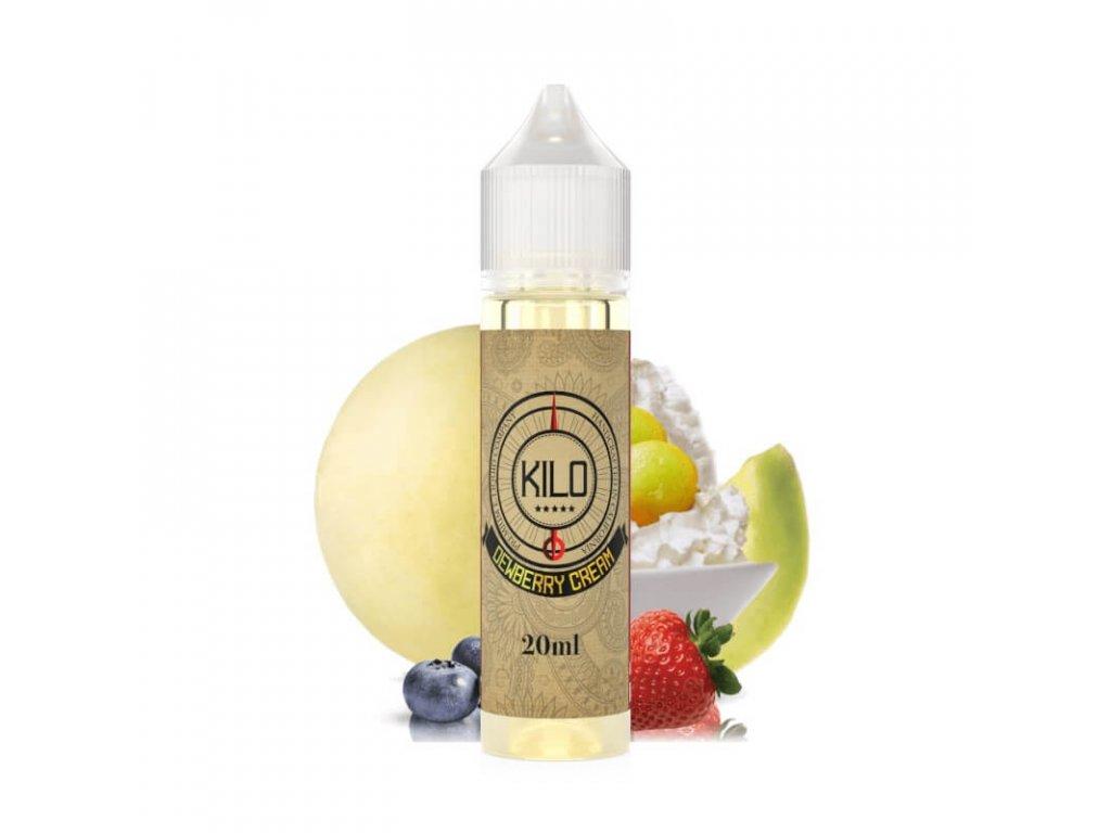20 ml longfill prichut kilo original dewberry cream