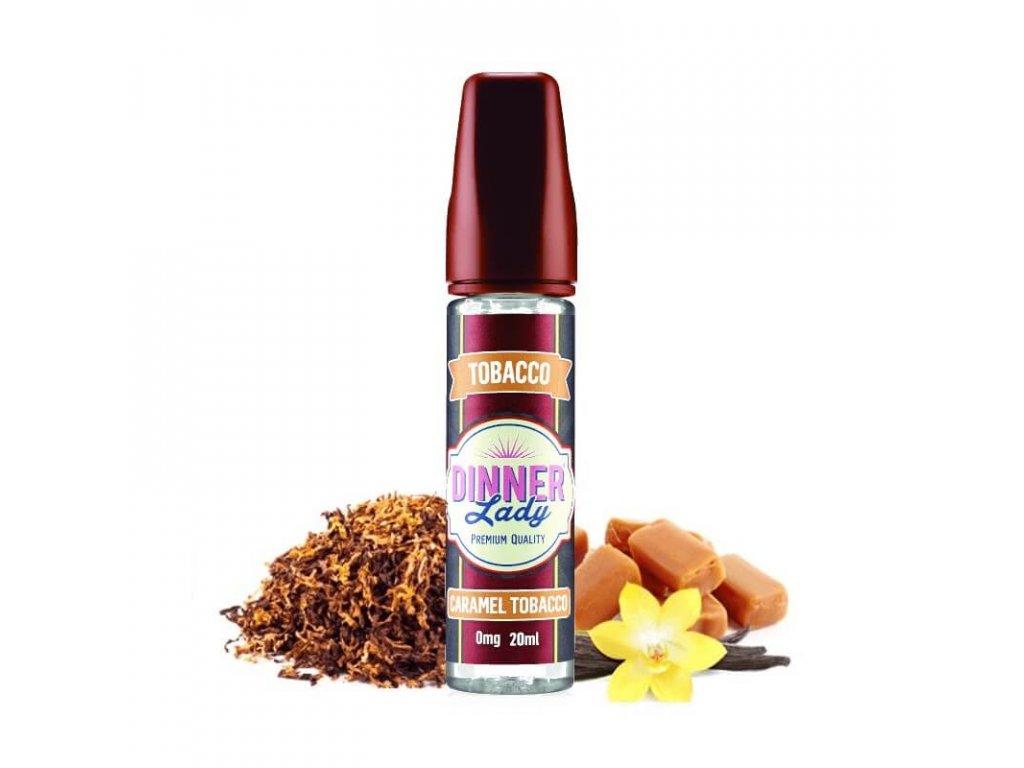 longfill prichut 20ml dinner lady caramel tobacco
