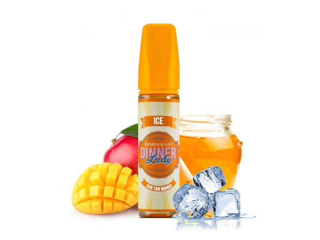 longfill prichut 20 ml dinner lady sun tan mango